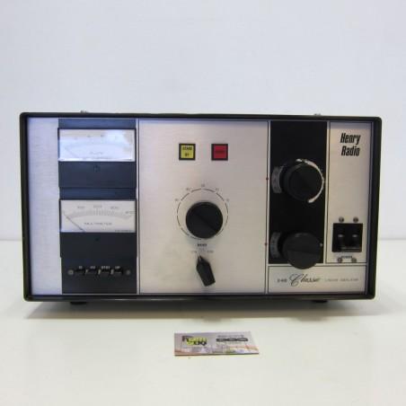 AMPLIFICADOR HENRY RADIO 2KD