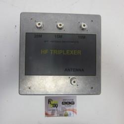 TRIPLEXER HF 10-15-20 200W
