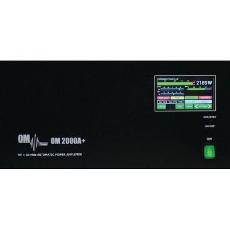 AMPLIFICADOR OM 2000A+
