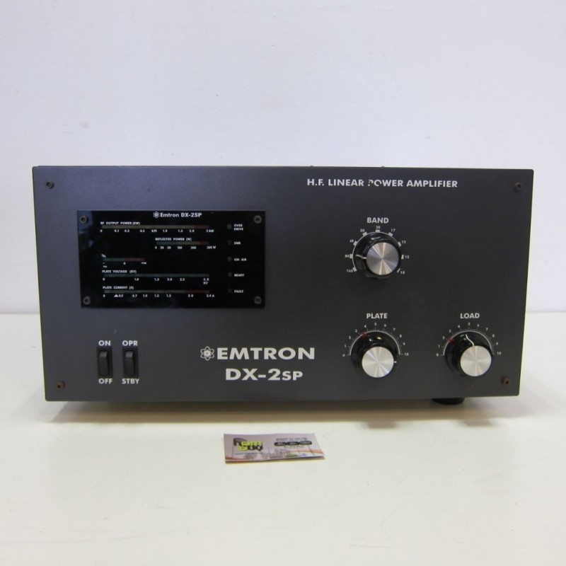 AMPLIFICADOR EMTRON DX-2SP