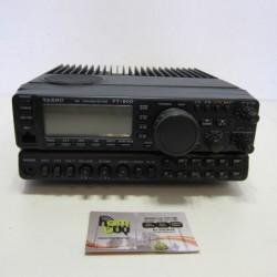 YAESU FT-900AT CON FUENTE FP-800