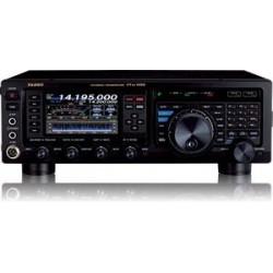 YAESU FT-DX1200 + SP-10