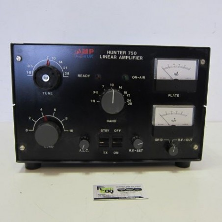 AMPLIFICADOR HUNTER 750