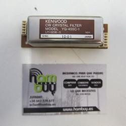 FILTRO KENWOOD YG-455C-1 CW