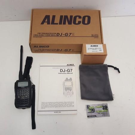 ALINCO DJ-G7E