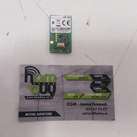 ICOM VS-3 + UT-133