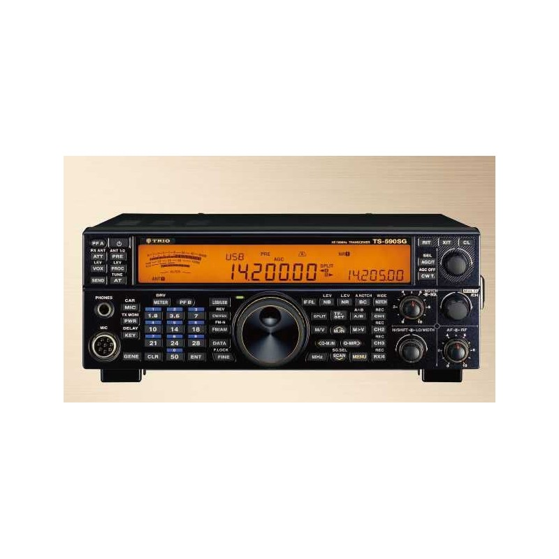 KENWOOD TS-590SG LIMITED BLACK