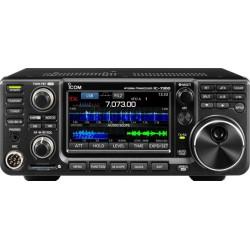 ICOM 7300 +SP38 + SM30
