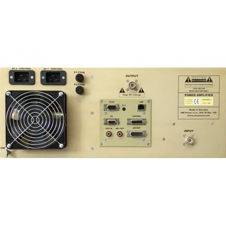 AMPLIFICADOR OM-POWER 4001A