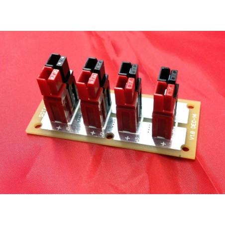 CONEXION 4 POWER POLE TABLERO