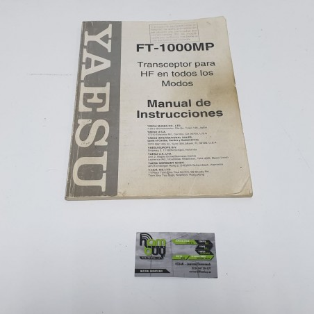 YAESU FT-1000MP