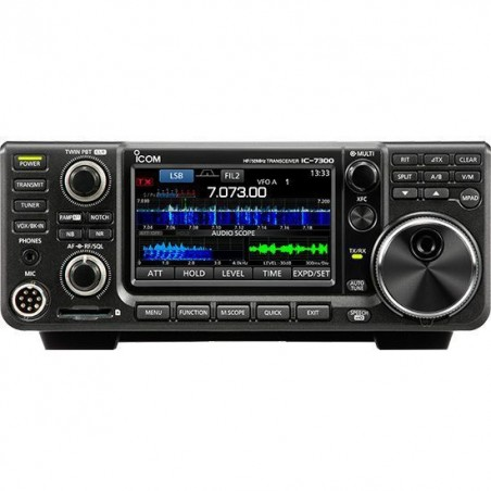 PROMOCION ICOM 7300 + SM30+SP-38