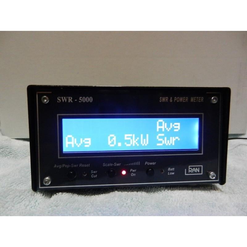 MEDIDOR DIGITAL SWR-5000