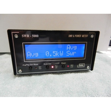 MEDIDOR DIGITAL SWR-5000