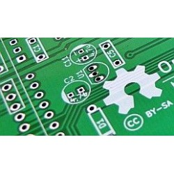 PLACA PCB STACK MATCH REMOTEQTH