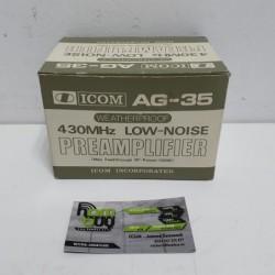 PREVIO ICOM AG-35 UHF