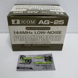 PREVIO ICOM AG-25 VHF