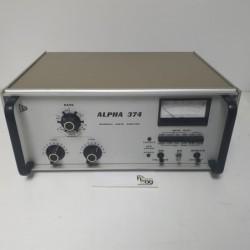 AMPLIFICADOR ALPHA 374...