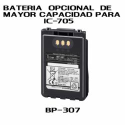 BATERIA ICOM BP-307