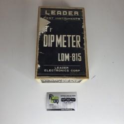 LEADER LDM-815